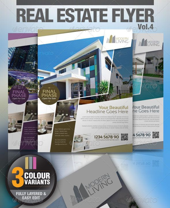 Best Flyers Images On   Real Estate Flyers Flyer