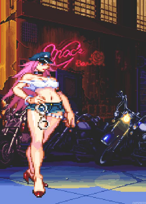 street fighter fighters final fight poison kiss i wanted to make one of these too