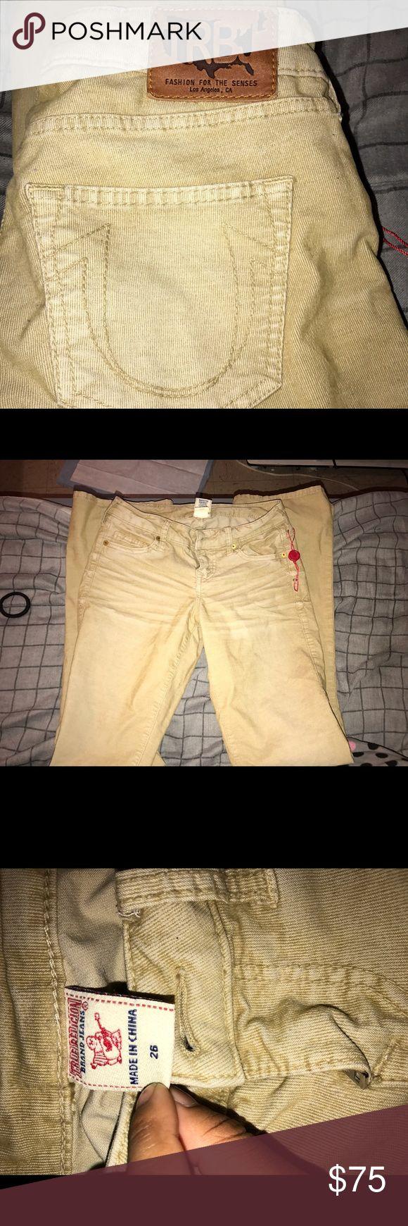 Corduroy True Religion Jeans Corduroy True Religion Jeans True Religion Jeans Straight Leg