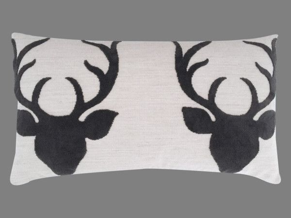 Lodge or Man Cave?  The ideal accessory to give to the man in your life or to add some character to your surroundings Pillow shaped designer cushions size 60...