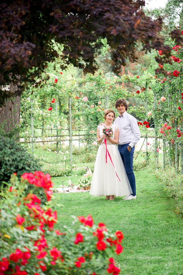 Nick french wedding
