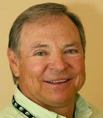Frank Welker. He's so cool. He does the most amazing voices and animals for movies