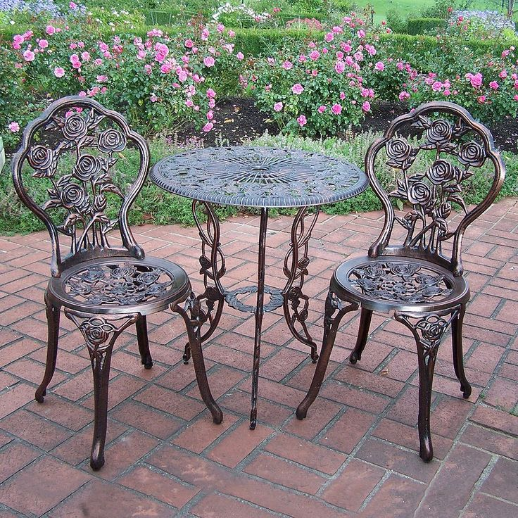 Garden Furniture 3 Piece best 20+ bistro set ideas on pinterest | the shutter, bistro