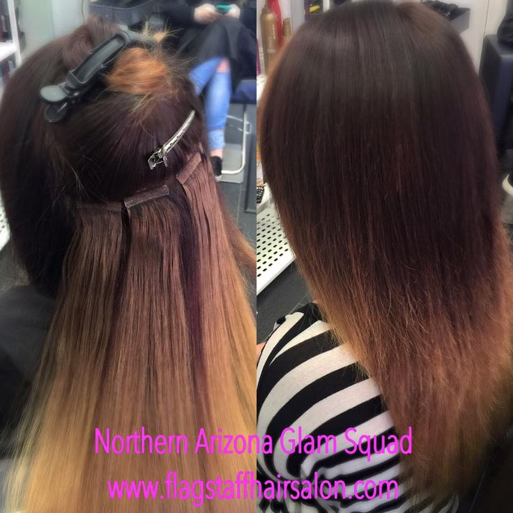 Tape in hair extensions northern arizona glam squad flagstaff tape in hair extensions northern arizona glam squad flagstaff hair salon babe things hotheads hair color flagstaffhairsalon pinterest pmusecretfo Image collections