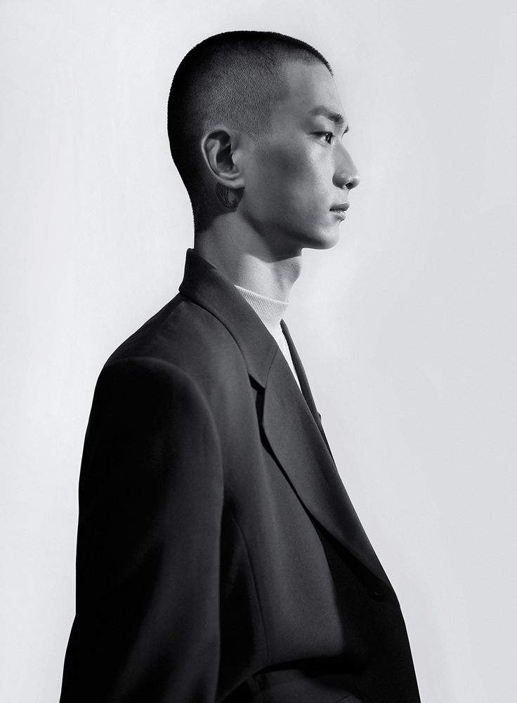 "famenfashion: ""Sung Jin Park by Seung Lee """