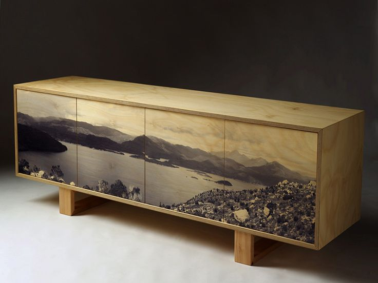 Stuart williams designs draw on the wonderment of nature for Furniture grade plywood