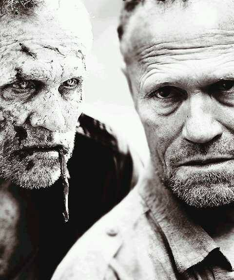 Merle Dixon // The Walking Dead