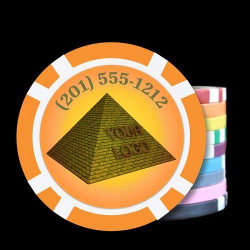 Custom Made Casino provide custom poker chips online at very reasonable price.  For more information visit: http://custommadecasino.com/Custom-Poker-Chips