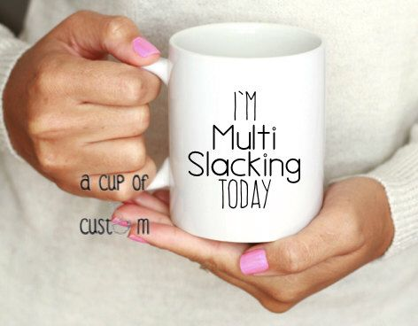 Cute Coffee Mug - Coffee Gift- Quote Coffee Mug- Gift for Her - Coffee Mug - Mugs with Quotes - Co Worker Gift - Mugs with Sayings - Gift by ACupOfCustom on Etsy https://www.etsy.com/listing/259630975/cute-coffee-mug-coffee-gift-quote-coffee