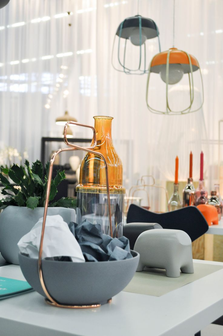 Table setting at Maison&Objet 2015