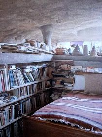 Moon to Moon: Paolo Soleri's Cosanti Foundation #awesome #apartment