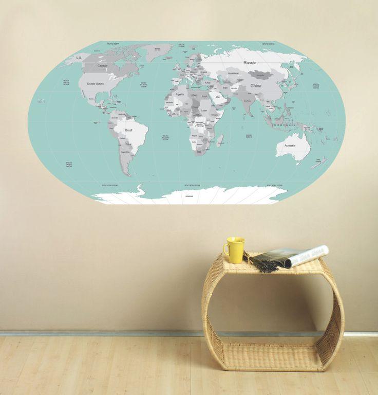 17 best images about cartes du monde on pinterest world. Black Bedroom Furniture Sets. Home Design Ideas