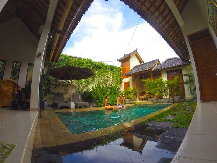 Nuestra casita en #Ubud #Bali #Villa  www.privateubudvillas.com