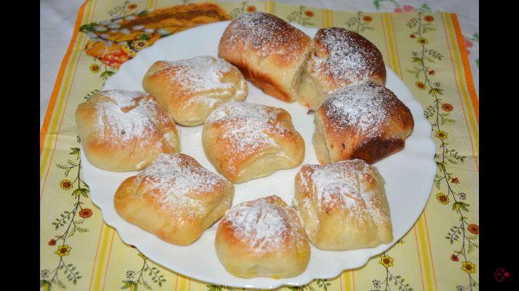 Slovak sweet roll - buchty  #cooking  #baking #rolls  #sweet  #yummi #cake  #bun  #buns  #tasty