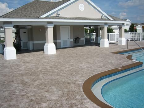 Deck Masters Pool Deck Painting Cool Deck Repairs Tampa
