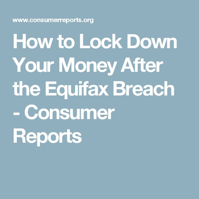 equifax consumer report how to read