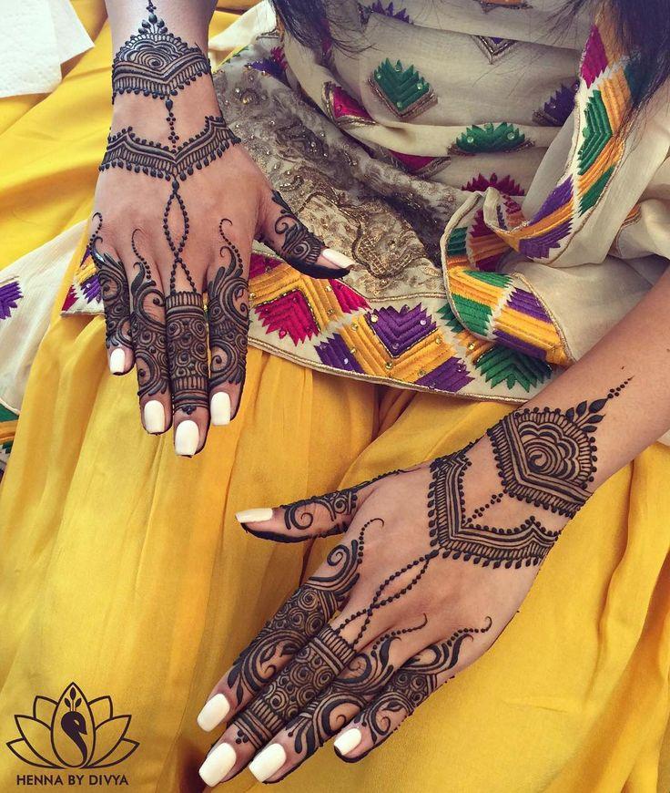 300 Best Finger Henna Images On Pinterest