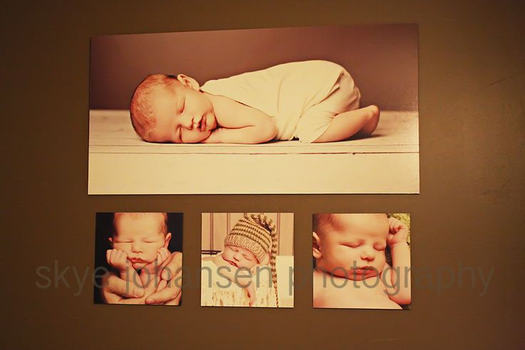 We took Cooper to this photographer and LOVED the results.  Great Photographer and great ideas for displaying your photos.