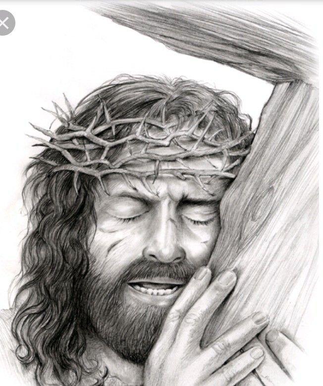 популярный черный и белый картинки карандашом от иисуса роспоребнадзоре