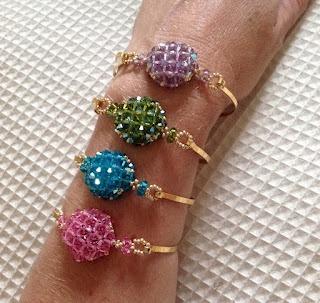 Preciosas pulseras!!