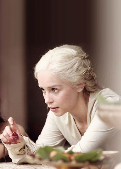 Game of Thrones - one of my favorite characters