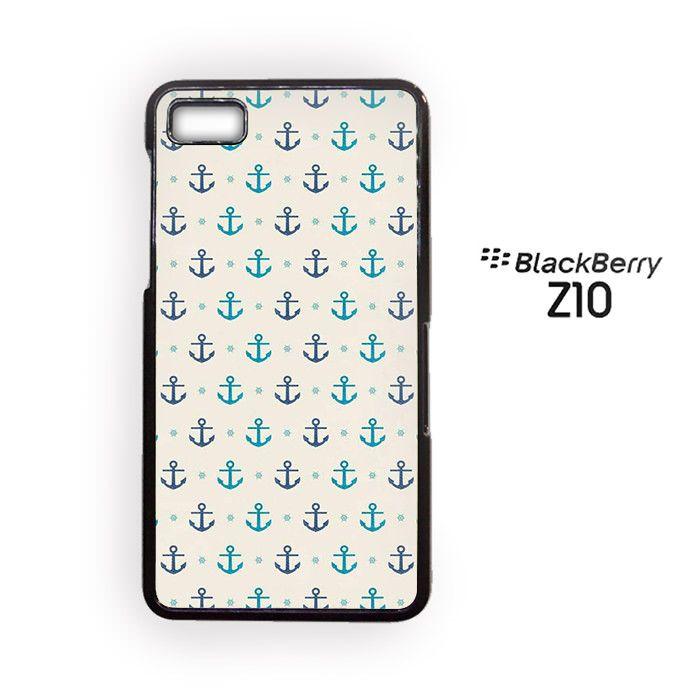 Cool Art Anchor for Blackberry Z10/Blackberry Q10 Phonecases