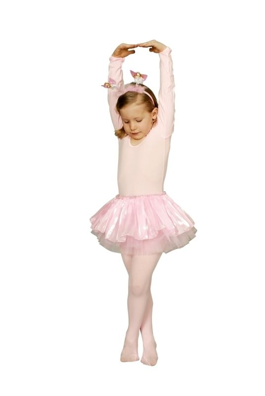 Tütü Mädchen Rosa Ballerina Kostüm Petticoat für Kinder 98-128 | eBay