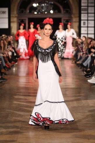 Traje de Flamenca - Monica-Mendez- - We-Love-Flamenco-2016