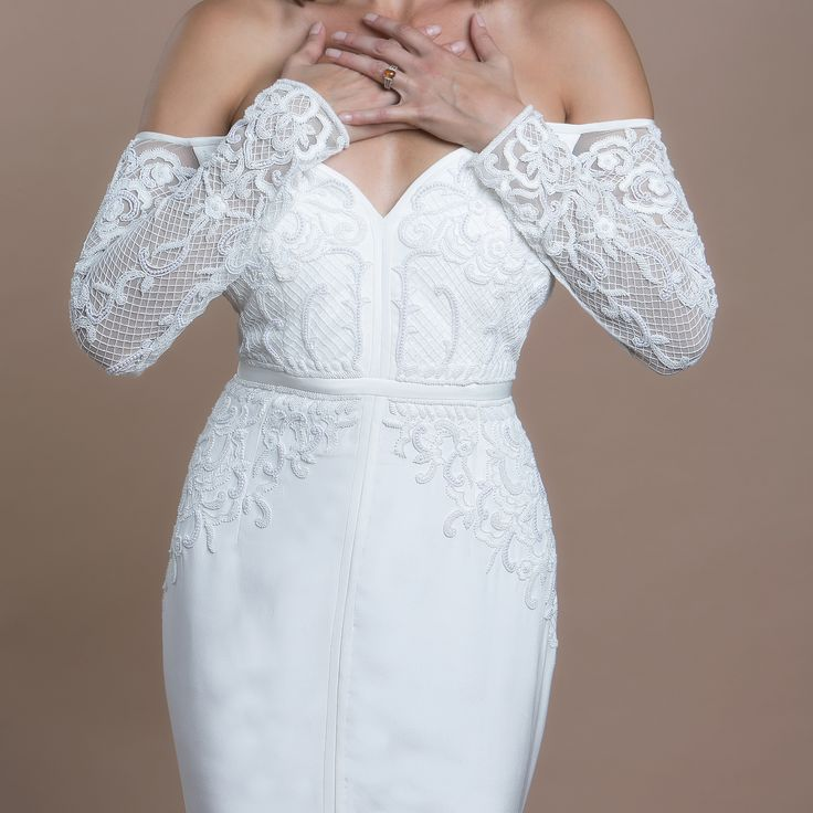 The Dahlia Gown Trish Peng Bloom Collection