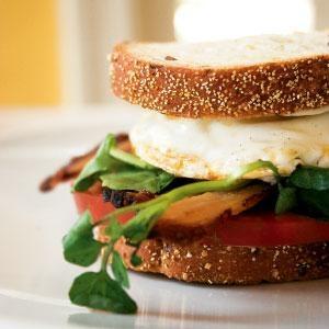 B.E.L.T. Sandwich :: find SC bacon, eggs, lettuce & tomatoes @ certifiedscgrown.com