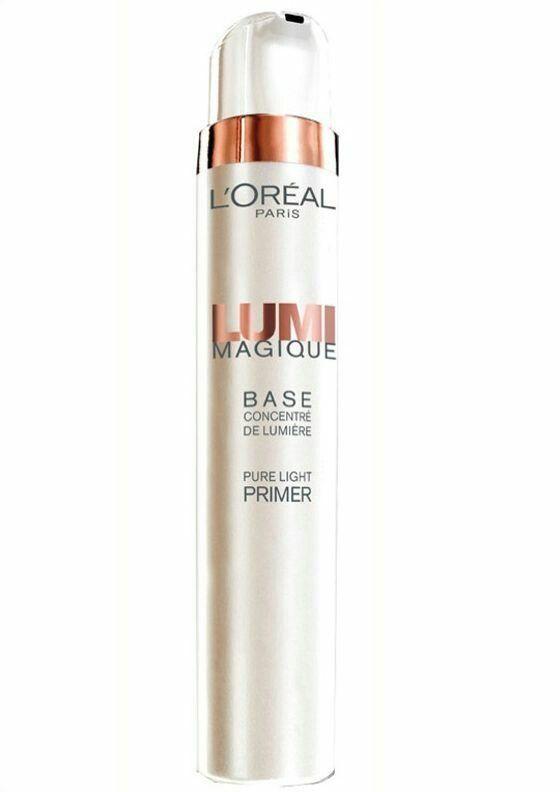 L'Oréal Paris, Lumi Magique Primer Viso. Prezzo: 13,87 su amazon.it