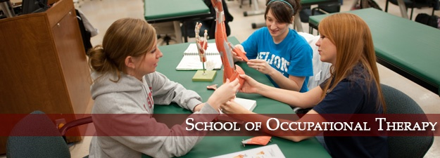 Weekend MSOT Program - School of Occupational Therapy - Belmont University