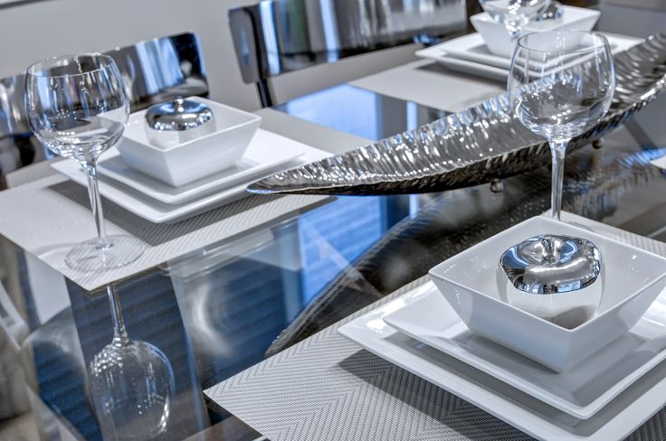 Dining room design from our Roosevelt showhome in EvansRidge, Calgary