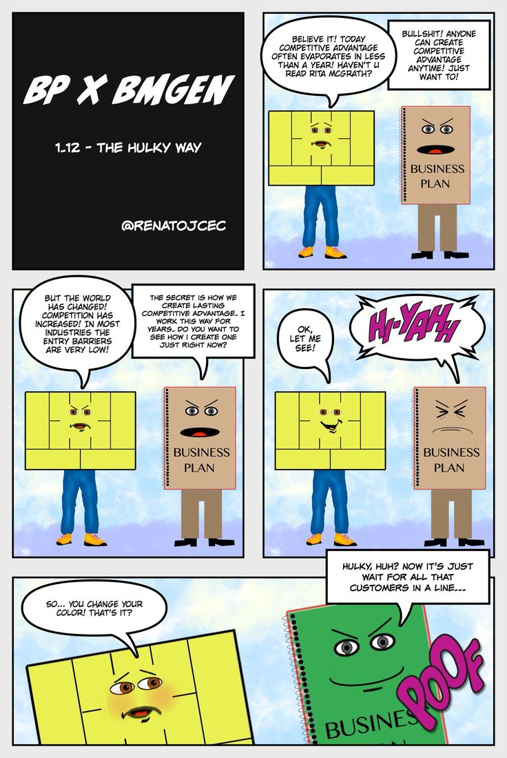 BP vs #bmgen 1.12 - The Hulky Way - now @ #BMGen Comics http://materiais.bmgenbrasil.com/bmgen-comics-en #custdev #leanstartup
