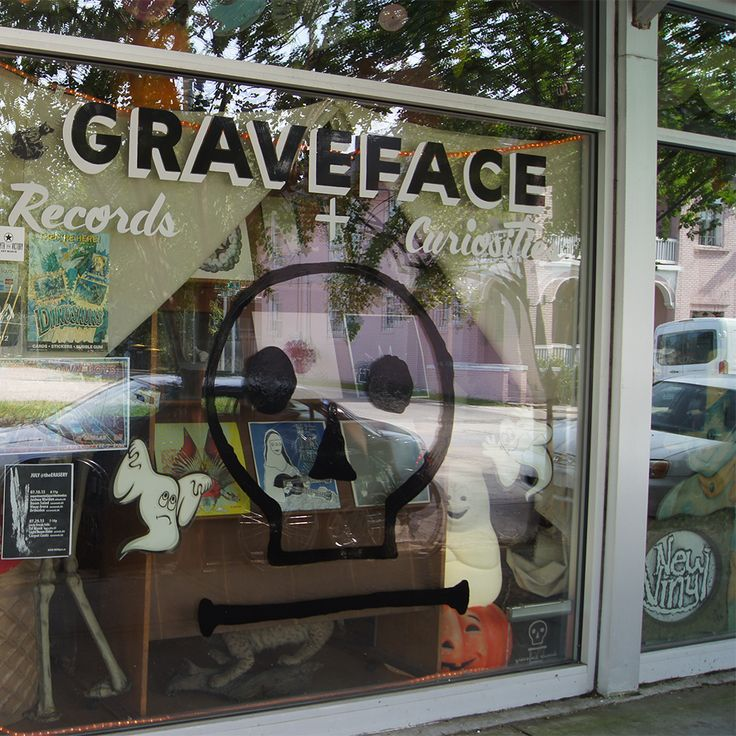 Graveface Records and Curiosities