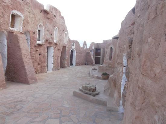 Le Gite De Douiret Tataouine Tunisie Avis Kashi Besso
