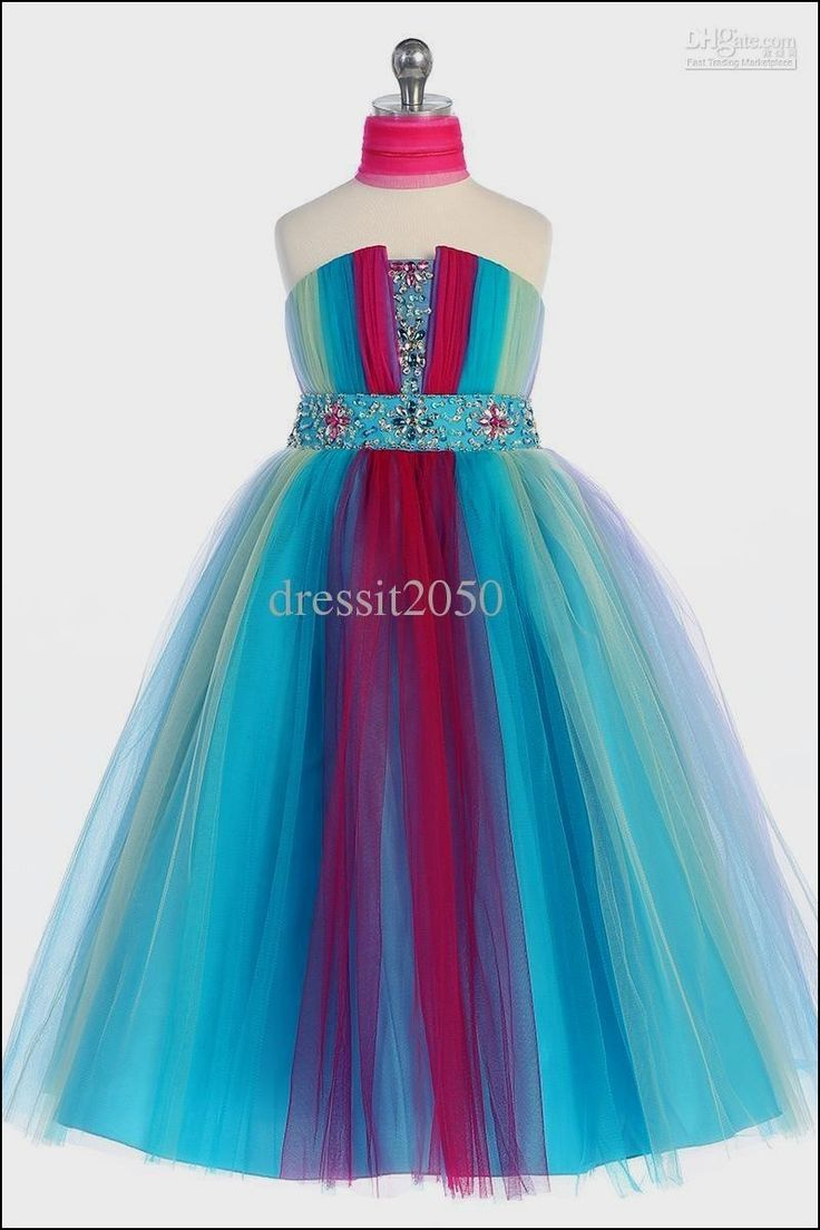 12 Awesome Formal Traditional: Best 25+ Rainbow Prom Dress Ideas On Pinterest