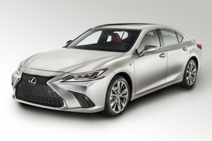 10 Things You Didn't Know about the 2019 Lexus ES 350 - Sports Cars