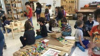 """""""Blog de mestres"""": Ambients d'aprenentatge, espais pensats perquè hi passin…"""