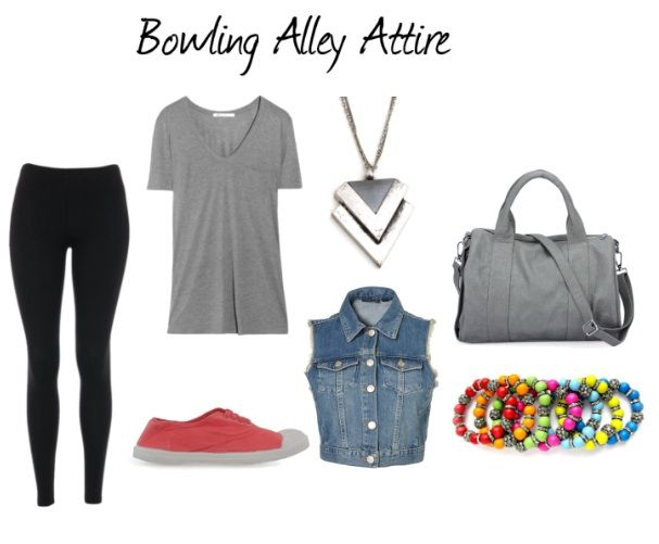 Date Outfit Bowling