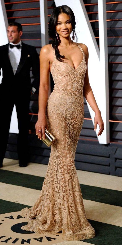 215 best Chanel Iman images on Pinterest