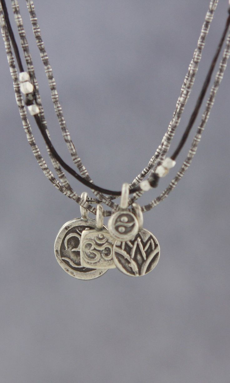 302 best spiritual jewelry images on pinterest spiritual jewelry thai hill tribe silver necklace mozeypictures Choice Image
