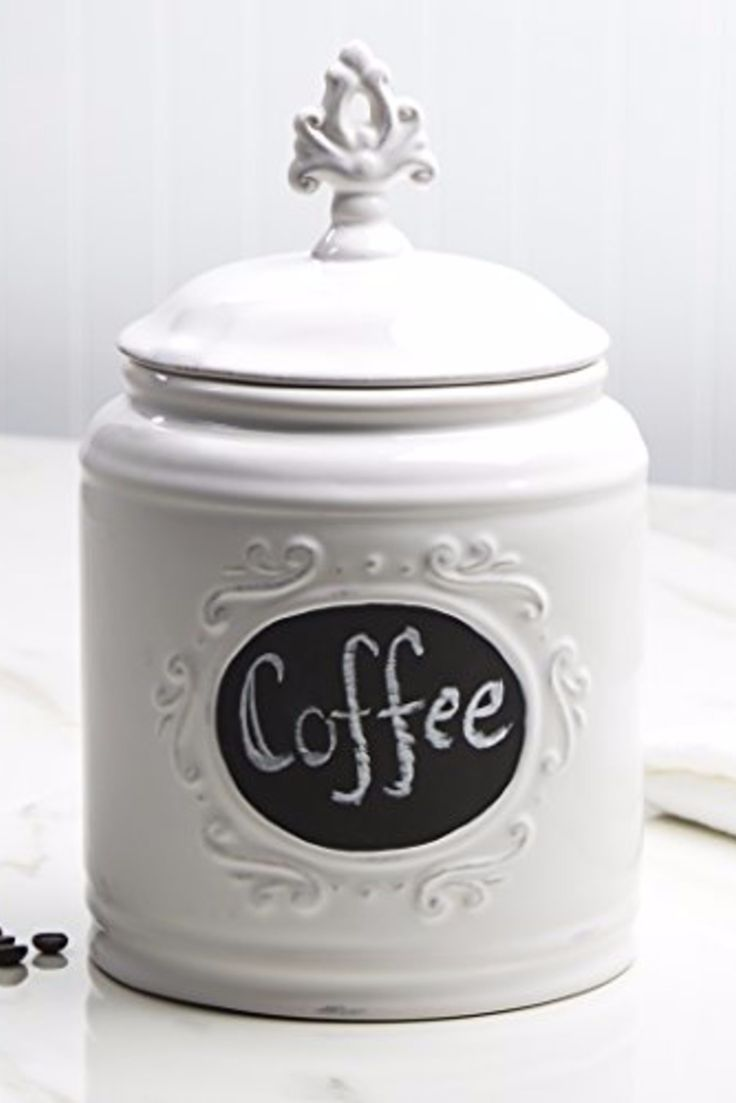 best 25 coffee canister ideas on pinterest coffee corner farmhouse kitchen canister sets and farmhouse decor ideas