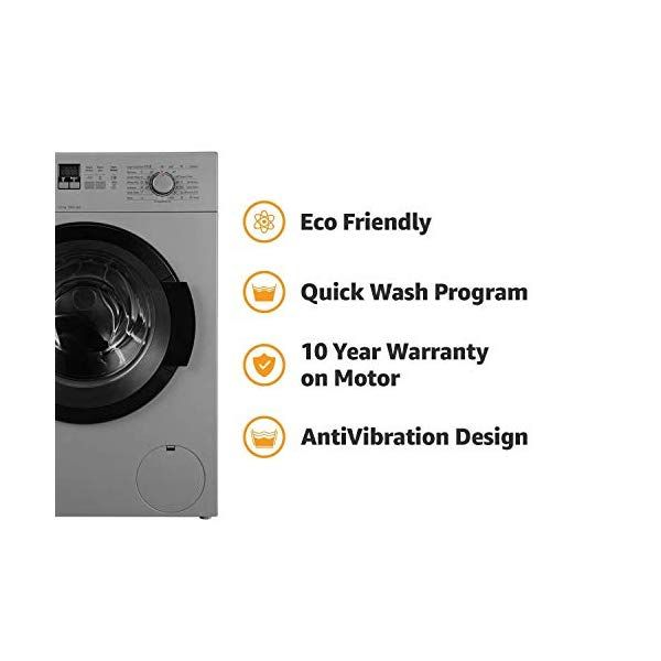 Bosch 65 Kg Fully Automatic Front Loading Washing Machine Wak20166in Titanium Front Loading Washing Machine Washing Machine Bosch