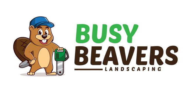 Busy Beaver Landscaping by [ Gin ]