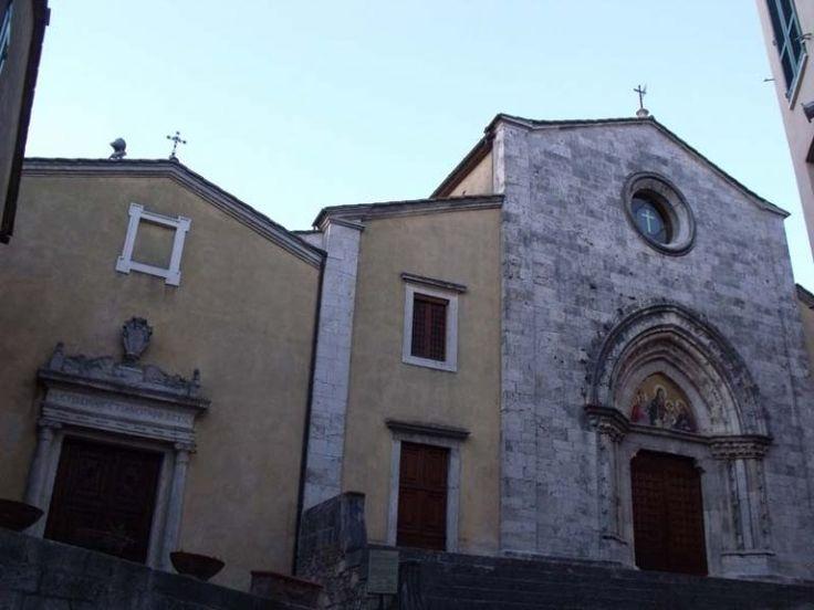 San Casciano dei Bagni Oratorio di Sant'Antono e Collegiata di San Leonardo