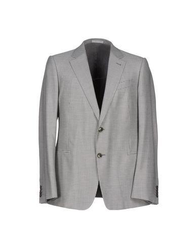 #Armani collezioni giacca uomo Grigio chiaro  ad Euro 336.00 in #Armani collezioni #Uomo abiti e giacche giacche