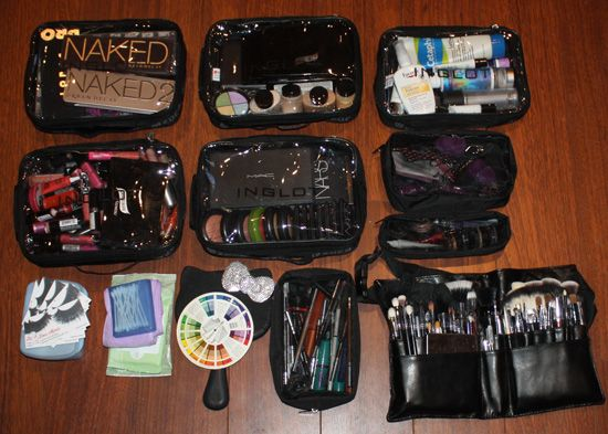 How to Pack Like a Makeup Artist [Makeup Kit Essentials]