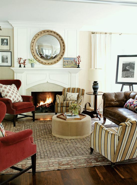 Design dilemma we have different decorating styles help for Decorating help