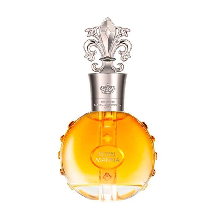Royal Marina Diamond é a nova fragrância da Marina de Bourbon Parfums, uma fragrância tão preciosa quanto as jóias da realeza, herdeira do esplendor e imponência da monarquia francesa.